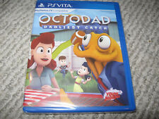 NEW Limited Run Games OCTODAD Playstation Vita PSVita