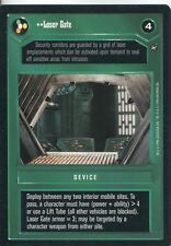Star Wars CCG A New Hope Limited BB Laser Gate