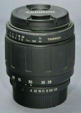 TAMRON AF 28-80 mm F3.5-5.6 lens PENTAX Fit