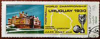 Football World Championship Uruguay 1930 Stamp 1970