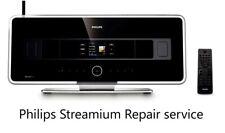 Philips Streamium musique service de récupération MCI500H WAC7500 WACS 7500