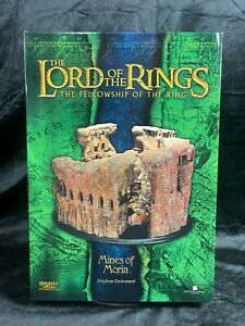 """SIDESHOW WETA LORD OF THE RINGS """"MINES OF MORIA"""" ENVIRONMENT PROP REPLICA STATUE"""
