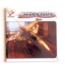 Notice Deadly Skies Sega Dreamcast