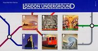 GB 2013 LONDON UNDERGROUND PRESENTATION PACK No 480 MINT STAMP SET SG3423-28 #48