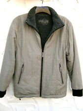 DUCK and COVER **FLEECE** LINED & Zipped JACKET size MEDIUM
