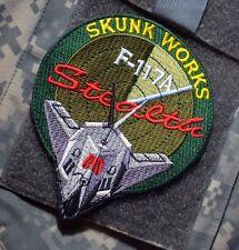 LOCKHEED-MARTIN SKUNK WORKS ADP US AIR FORCE F-117 STEALTH NIGHTHAWK vel©®😎SSI