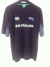 Rugby World Cup 2011 NEW ZEALAND Official Licensed taille L/XL