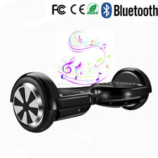 Bluetooth Hoverboard 6.5' Self-Balancing Scooter Electric Scooters 2 wheels