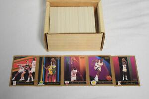 1990-91 Skybox Basketball Series 1 Complete Set 1-300 Michael Jordan  BC2942