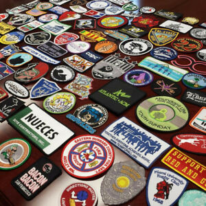 CUSTOM PATCH PRODUCTION ON REQUEST BIG/SMALL QUANTITIES REPLY WITHIN 1 HOUR
