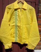 Vintage Swingster Racing Jacket Retro Mod Norwich City