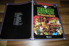 die GROßEN EDEL WESTERN  # 9  // MAC COY -- der Schatz aus Mexico / Delta  1981