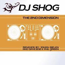DJ Shog 2nd dimension (2002) [Maxi-CD]