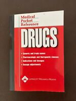 New Medical Pocket Reference Drugs by Lippincott Williams & Wilkins