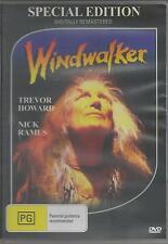 WINDWALKER - TREVOR HOWARD & NICK RAMUS  NEW SEALED ALL REGION DVD