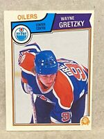 1983-84 OPC O-Pee-Chee Wayne Gretzky #29 HOF