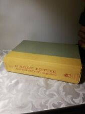 Harry Potter and The Deathly Hallows JK Rowling Book 7 Hardcover First Edition