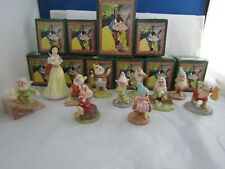 SNOW WHITE AND THE SEVEN DWARFS SELECTION BY ROYAL DOULTON DISNEY CLASSIC