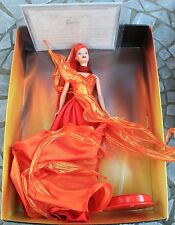 Essence of Nature Dancing Fire 1999 Barbie Doll 3rd in Series - Limited Edition