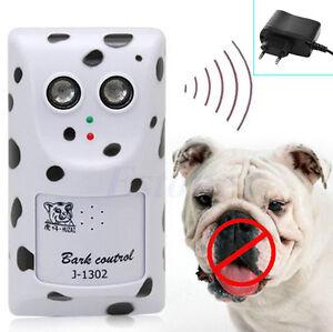 Ultrasonic Humanely Anti No Bark Device Stop Control Dog Barking Silencer Hanger