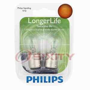 Philips 1004LLB2 Long Life Tail Light Bulb for Electrical Lighting Body pp