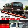 Haut Niveau LED Troisième 3e Feu Stop de Freinage Lumière Pour VW T5 Transporter