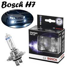 2x Bosch H7 55W 12V 107 Gigalight +120 Xenon Weiß Scheinwerfer Birne E-geprüft