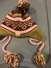 Nwt Deux pare deux rare braided girls winter hat 6x 7 8 Store Liquidation