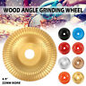 Carbide Wood Sanding Carving Shaping Disc For Angle Grinder Grinding Wheel 125mm