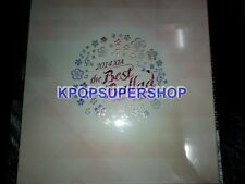 XIA Kim Jun Su 2014 The Best Ballad Spring Tour Concert DVD Set Japan New Sealed