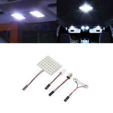 10Pcs Car Vehicle T10 4W LED 48 SMD Dome Map HID Light Bulb Interior Panel Lamp