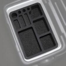 Fits Pontiac Aztek 2001-2005 Center Console Black Waterproof Organizer Inserts