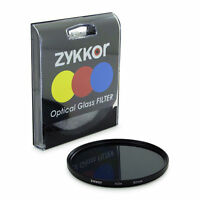 Zykkor 82mm Neutral Density ND2 HD Optical Glass Filter,from US Seller,free ship