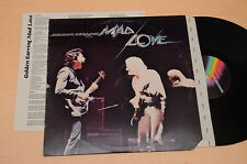 GOLDEN EARRING LP MAD LOVE PROG 1°ST ORIG 1977 TOP EX CONDITION+INSERTO
