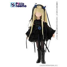 Azone Picconeemo Rose Chiffon Dress Set Rose Blue x Black 1/12 14cm Fashion Doll
