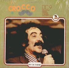 """DINO CROCCO """" DC 9"""" LP SIGILLATO RARO CGD RECORD BAZAAR 1980"""