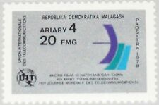 MADAGASCAR MALAGASY 1978 840 588 Weltfernmeldetag ITU Telecommunication Day MNH