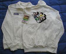 LIMITED ED-Adidas W6 ADICOLOR NEW YORK superstar Track sweat shirt Jacket~Sz~2XL