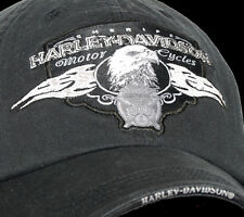 HARLEY DAVIDSON SHERIFF EAGLE BALL CAP  HAT