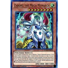 Zaborg the Mega Monarch - DUPO-EN079 - Ultra Rare - Unlimited