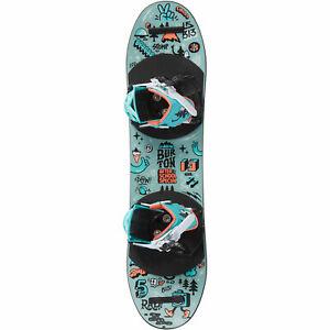 Burton After School Special Kinder Snowboard Set Snowboardset 2022 NEU