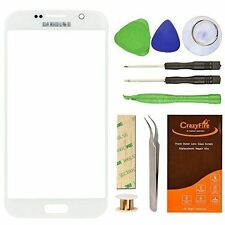 White Mobile Phone Adhesives for Samsung Galaxy S