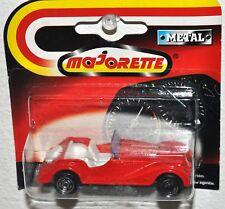 Majorette Series 200 #261 Morgan red MOC VHTF Vintage