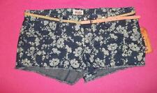 New Mudd Women's junior shorts with belt size 15