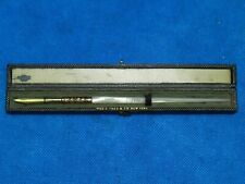 Mabie Todd & Co. Dip Pen No.3 Mother of Pearl with Gold Nib with Original Box