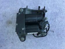 2004-2007 Jaguar XJ8 XJR OEM air suspension compressor pump unit