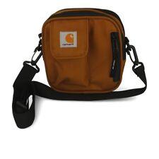 Carhartt Small Essentials Bag Hamilton Brown