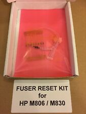 Super Easy Fuser Reset kit (No Soldering Needed) for HP M806 M830. Reset 8 times