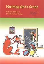 Nutmeg Gets Cross, Good Condition Book, Foxon, Judith, ISBN 9781903699133
