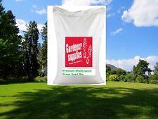 1kg Grass Seed Dark Shade Lawn Area Garden Premium Hard Wearing No Rye Mix